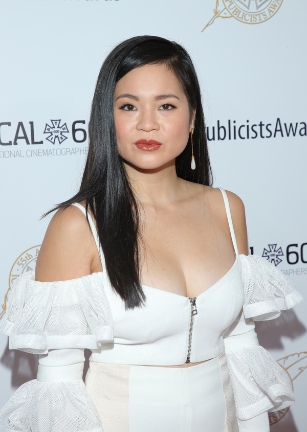 Kelly Marie Tran at the 55th Annual ICG Publicists Awards