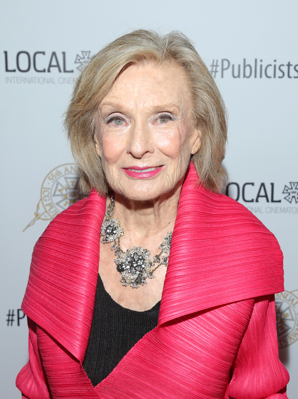 Cloris Leachman at the 55th Annual ICG Publicists Awards