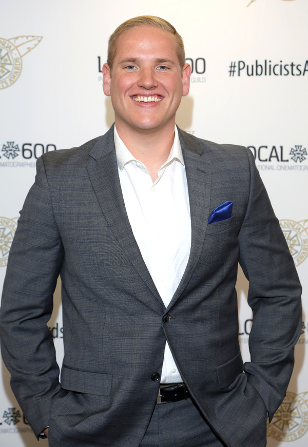 Spencer Stone at the 55th Annual ICG Publicists Awards