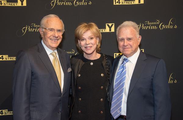 Harvey Schulweis, Margot and Paul Slayton