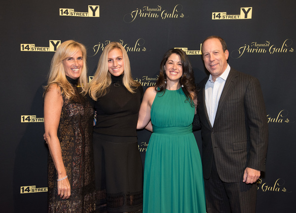 Renée Brodie, Isabela Brodie, Shira Koch Epstein, and Tom Brodie