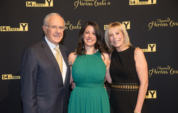 Harvey Schulweis, Rabbi Shira Koch Epstein, and Barbara Schulweis