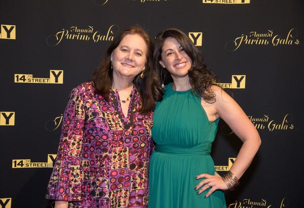 Darcy Bradbury and Shira Koch Epstein