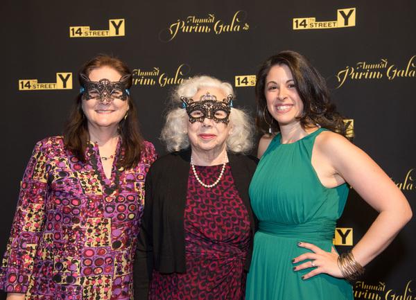 Darcy Bradbury, Dolores Seiler, and Shira Koch Epstein