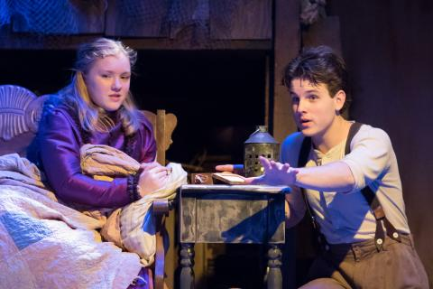 BWW Review: TUCK EVERLASTING at The Coterie Theatre In Crown Center
