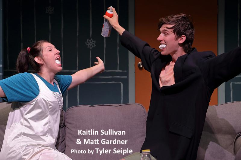 BWW Review: MR.MARMALADE - Indigestible!