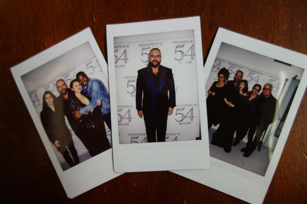 Exclusive Photos & Report - Desmond Child 'Woke Up in New York City'