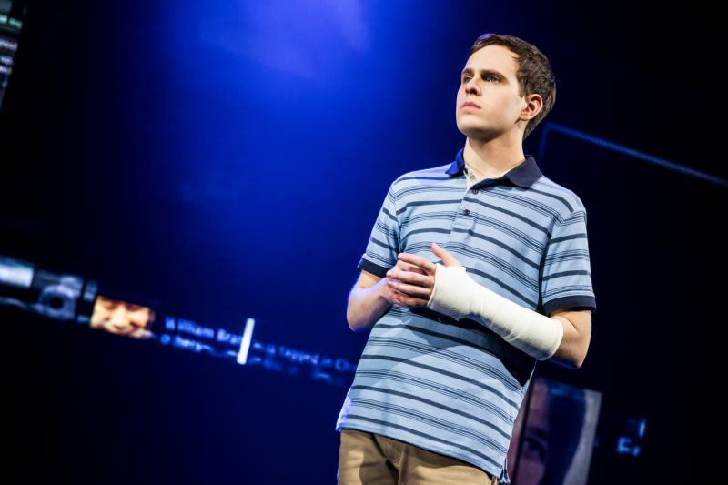 BWW Review:  Taylor Trensch Brings Darker Shades To The Title Character of DEAR EVAN HANSEN