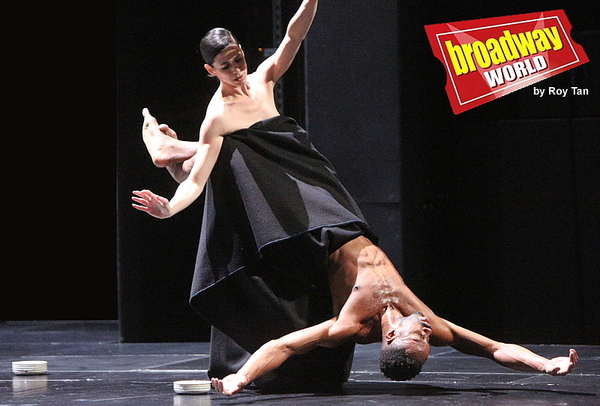 Photo Flash Exclusive: First Look at KORPER by Sasha Waltz at Sadler's Wells