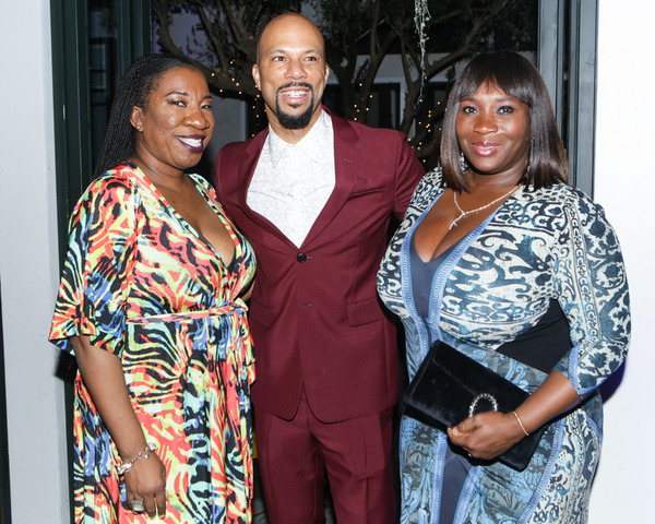 Tarana Burke, Common, Bevy Smith