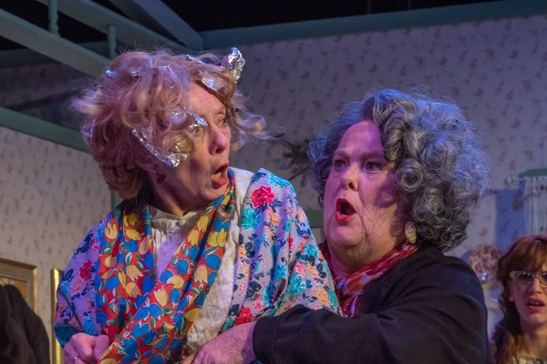 Photo Flash: First Look at STEEL MAGNOLIAS at Rivertown Theater
