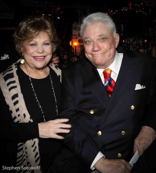 Joyce Breach & Rex Reed