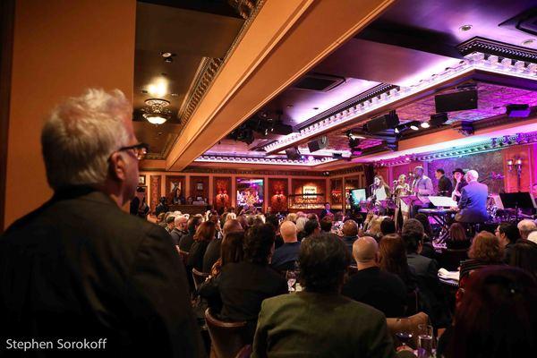 Photo Coverage: Desmond Child Concludes Feinstein's/54 Below Engagement