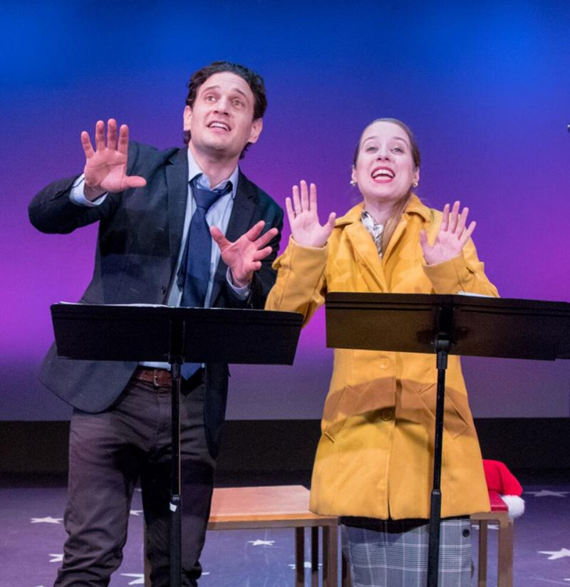 BWW Review:  The York Brings Back Styne, Comden and Green's Enjoyable Oddball, SUBWAYS ARE FOR SLEEPING