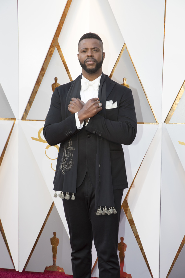 Photo Coverage: The Stars Arrive at the 90th Annual Academy Awards