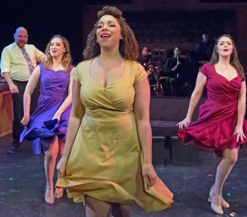 BWW Review: BROADWAY'S GOLDEN AGE at Musical Theater Heritage