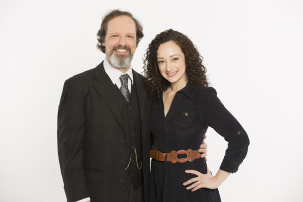 Jim Stanek (left) and Megan McGinnis (right).