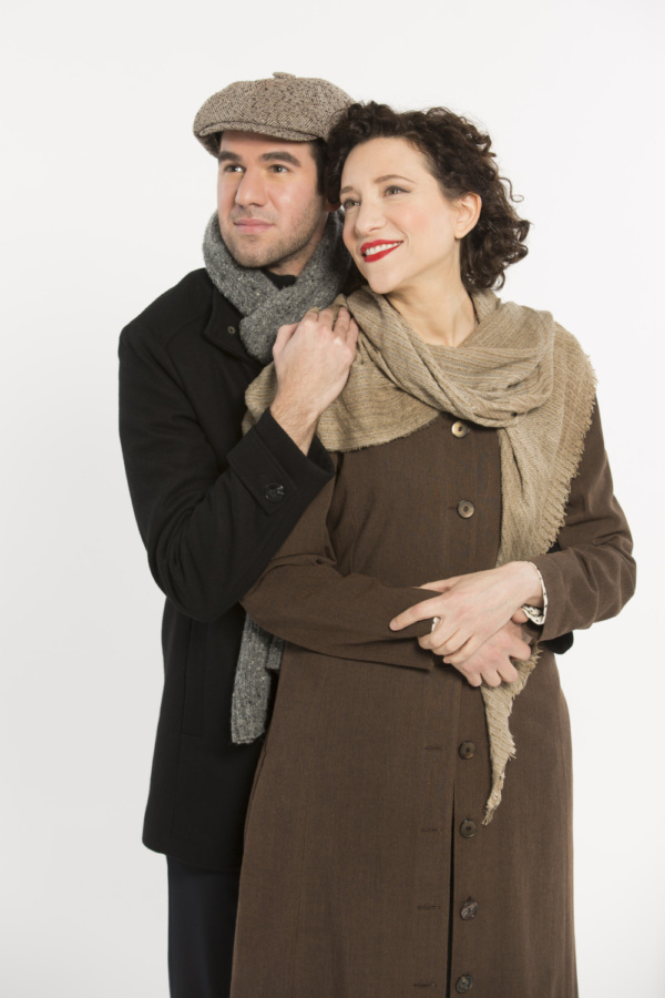 Zal Owen (left) and Aime Bermowitz (right).