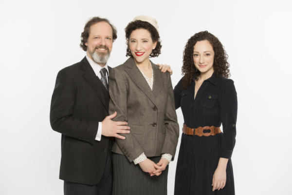 Jim Stanek (left), Aime Bermowitz (center) and Megan McGinnis (right).