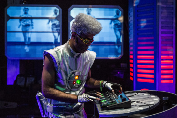 Photo Flash: THE BROBOT JOHNSON Experience Thrills Brooklyn Audiences