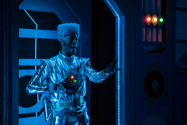 Darian Dauchan in a scene from The Brobot Johnson Experience.