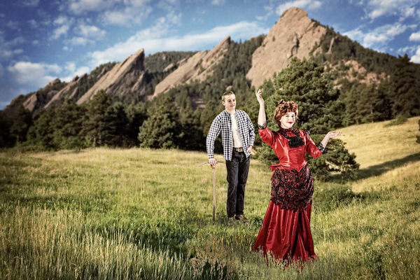 Photo Flash: SCERA Mounts Bouyant Musical THE UNSINKABLE MOLLY BROWN