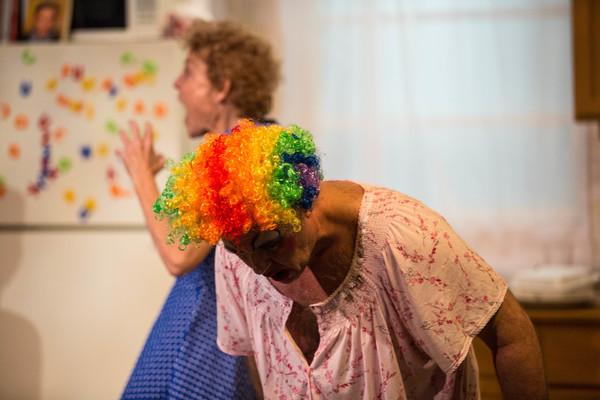 Photo Flash: Jobsite Theater Presents Taylor Mac's HIR