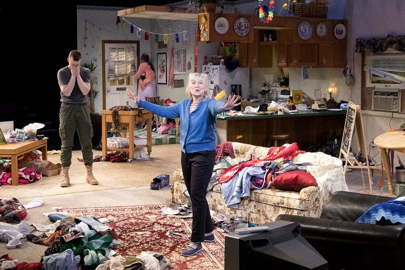 BWW Review: ArtsWest's HIR Takes Gender/Family Issues to an Absurd Level, and That's Funny?