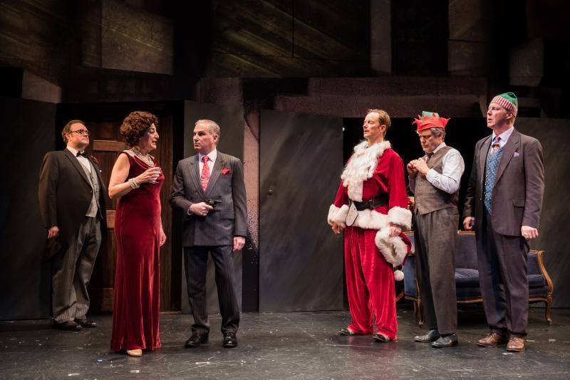 Photo Flash: The Actors Company Theatre Presents THREE WISE GUYS