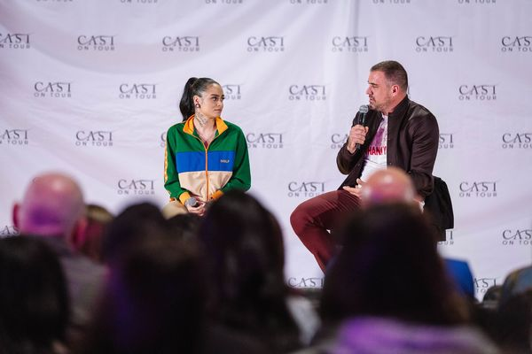 Photo Coverage: CAST on Tour with Demi Lovato in Phoenix w/ Special Guest Speaker Kehlani