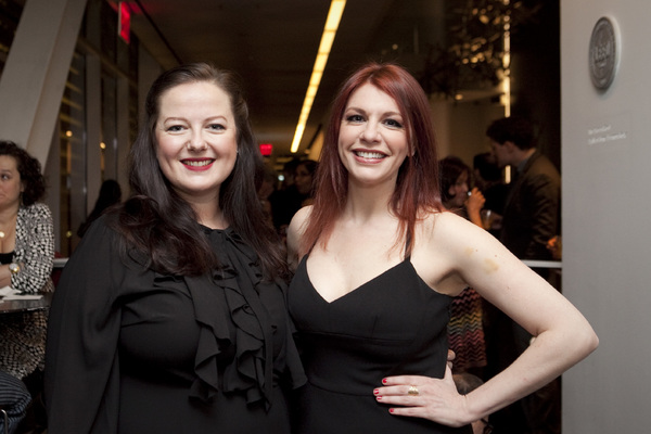 Photo Flash: QUEENS Celebrates Opening Night at LCT3