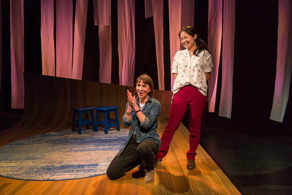 Photo Flash: Kitchen Theatre Co. Mounts Coming of Age Tale BRIGHT HALF LIFE