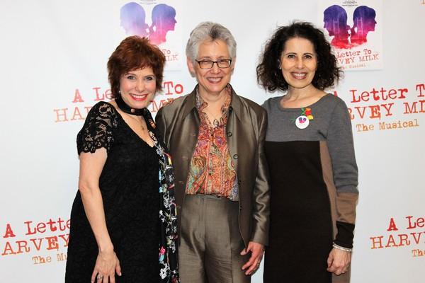 Cheryl Stern, Laura Kramer and Leslea Newman Photo