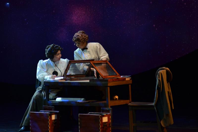 BWW Review: SILENT SKY Gathers Women With Requisite Blend of Grace and Ferociousness
