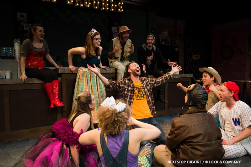 BWW Review: GODSPELL Gets Updated