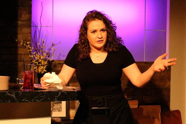 Jessica Rzucidlo as Grace