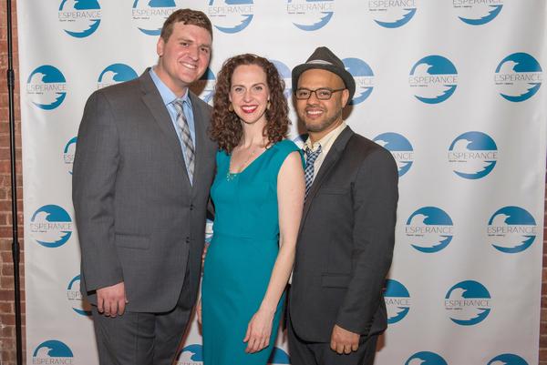 Photo Flash: Esperance Theater Company Celebrates Opening Night of BREITWISCH FARM