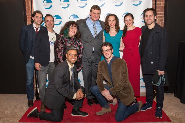 Chris Peluso, Alejandro Rodriguez, Ellen Lettrich, Ryan Quinn, Charlie Murphy, A.J. Shively, Katie Hartke, Katie Wieland, Carl Howell