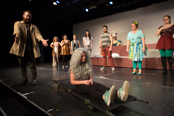 Photo Coverage: First look at Imagine Productions' GODSPELL