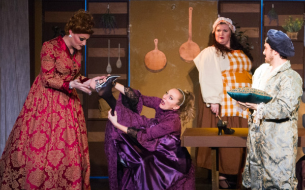 Photo Flash: First Look At CINDERELLA The Musical At The Players Theatre