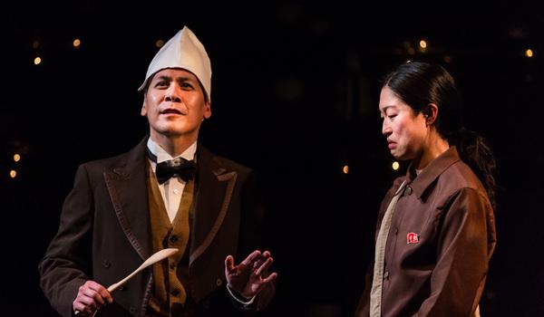 Gordon Chow and Helen Joo Lee