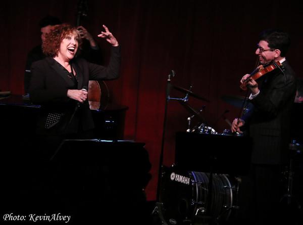 Cheryl Bentyne, Aaron Weinstein