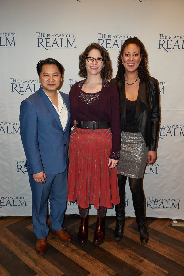 Don Nguyen, Katherine Kovner, Jade King Carrol Photo