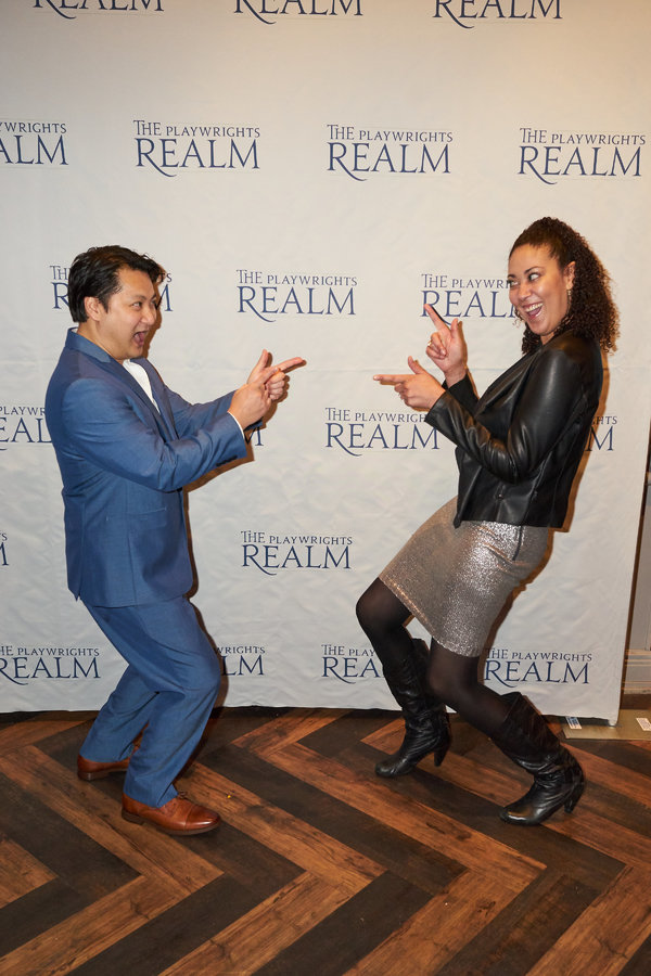 Don Nguyen + Jade King Carroll      Photo