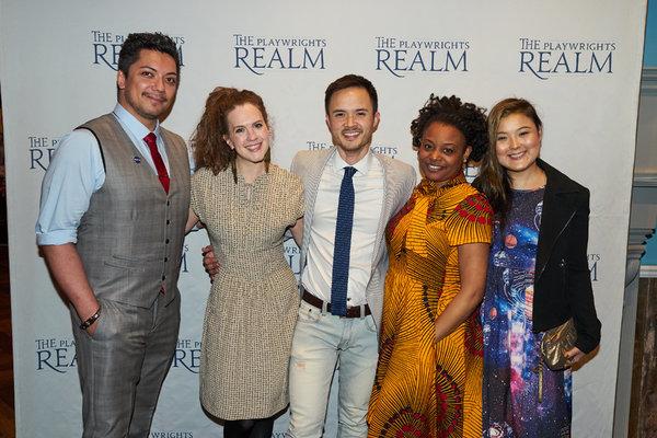 Jon Hoche, Dana Berger, Jeffrey Omura, Kaaron Briscoe, Olivia Oguma Photo