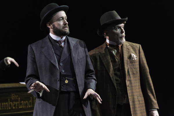 Photos:Long Wharf Theatre to Present Ken Ludwig's BASKERVILLE