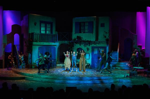 Photo Flash: MAMMA MIA! Dances into Aurora Theatre