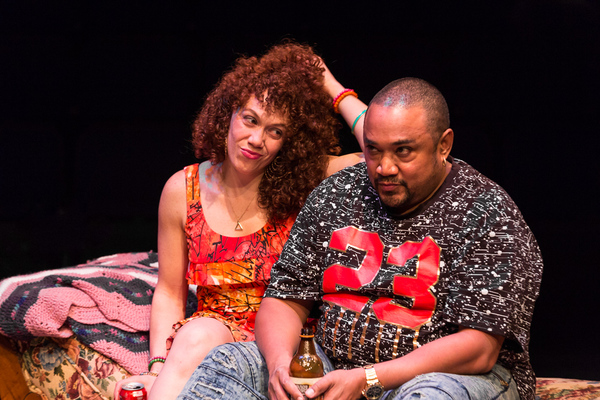 Photo Flash:  Artists Rep Presents the 2015 Pulitzer Prize Winning Play BETWEEN RIVERSIDE AND CRAZY