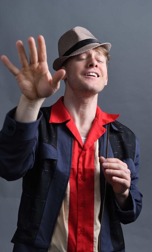 """Liam Quealy as �""""Huey Calhoun"""" Photo"""