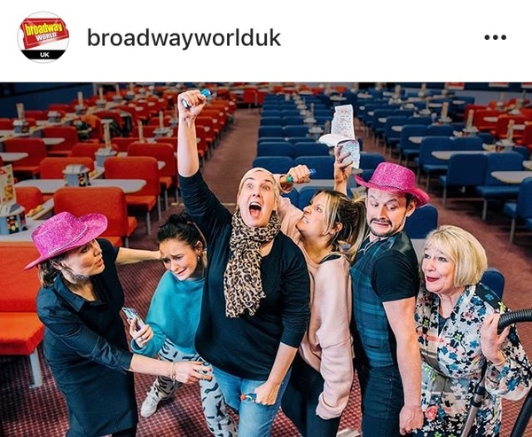 Instagram Takeover: Bingo! The New Musical